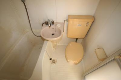【浴室】マンハイツⅠ