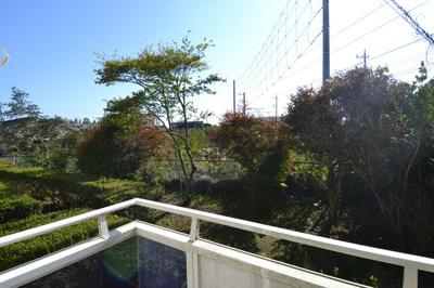 【展望】テクノハイム本宿 梅の棟