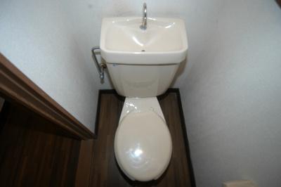 【トイレ】ホワイトハイツB