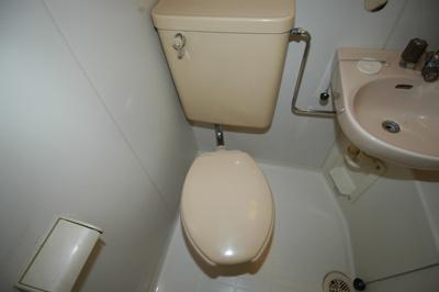 【トイレ】スワハイツ