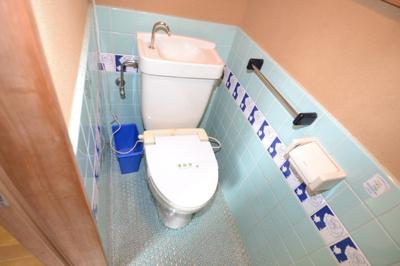 【トイレ】今橋住宅