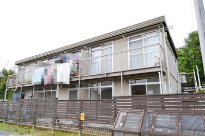 【外観】鹿島ハイツB