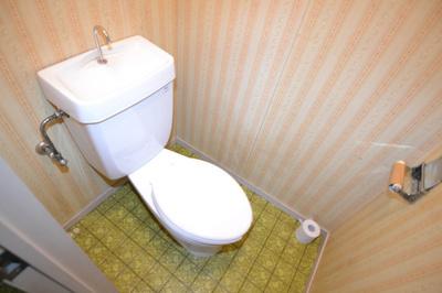 【トイレ】鹿島ハイツB