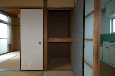【収納】益子アパート(西)