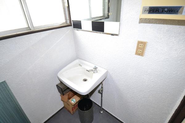【洗面所】清水ビル