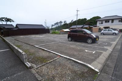 【駐車場】豊陽ハイツA