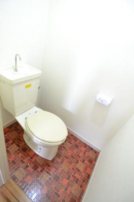 【トイレ】鹿島ハイツA