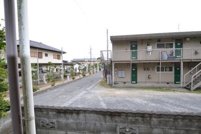 【展望】鹿島ハイツA