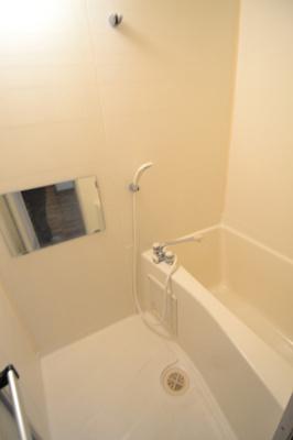 【浴室】テクノハイム本宿 楓の棟