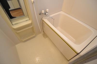 【浴室】セジュール日高B棟