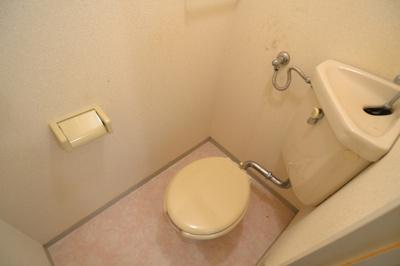 【トイレ】セジュール日高B棟