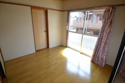 【洋室】横山アパート