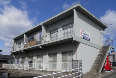 【外観】横山アパート
