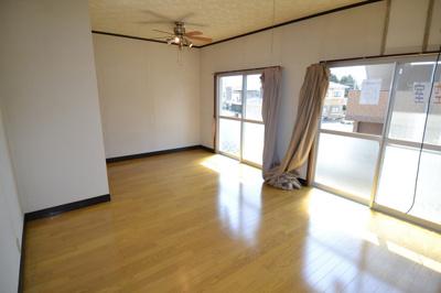 【居間・リビング】横山アパート
