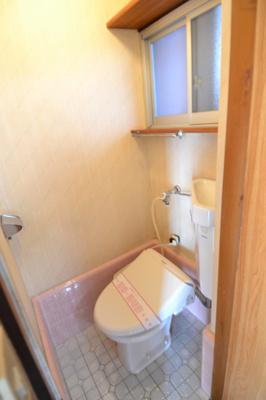 【トイレ】横山アパート