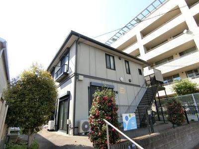 東横線「大倉山」駅・ブルーライン「新羽」駅・横浜線「新横浜」駅より徒歩圏内♪スーパーが近くてお買い物に便利な立地のアパートです!