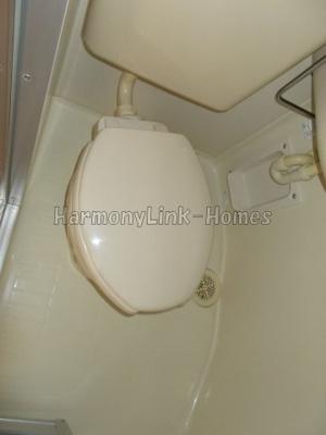 鷺ノ宮の家のトイレです