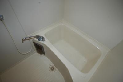 【浴室】ホワイトハイツA