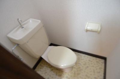 【トイレ】BANANA HOUSE B