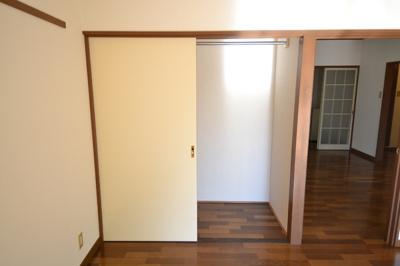 【収納】テクノハイム本宿 桜の棟