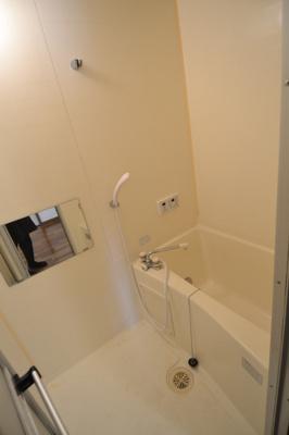 【浴室】テクノハイム本宿 桜の棟