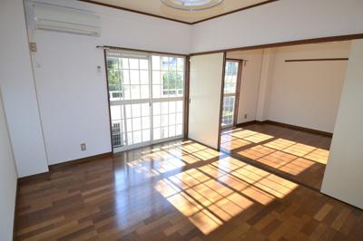 【洋室】テクノハイム本宿 桜の棟