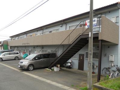 【外観】弥平台ハイツA棟