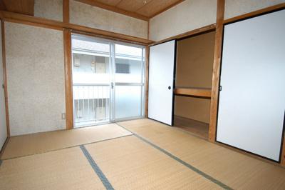 【居間・リビング】弥平台ハイツA棟