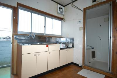 【キッチン】弥平台ハイツA棟
