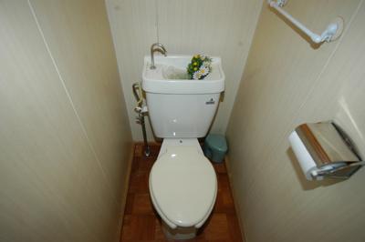 【トイレ】弥平台ハイツA棟