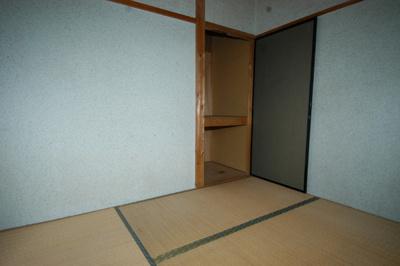 【収納】弥平台ハイツA棟