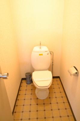 【トイレ】鹿島ハイツC