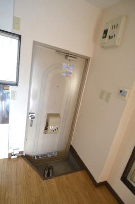 【玄関】ドミールハウス