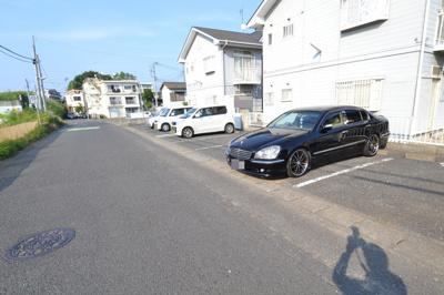 【駐車場】サニーハウスK A棟