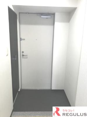 【玄関】ジュモー京成船橋