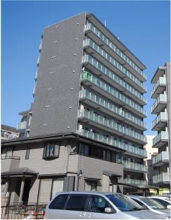 【外観】ジュモー京成船橋