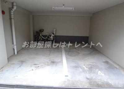 【駐車場】ラクラス新中野