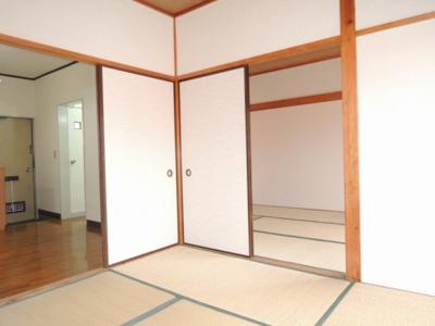 【寝室】スバルハイツ