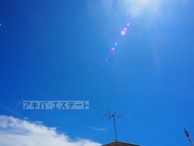 【展望】G-Residence Koiwa
