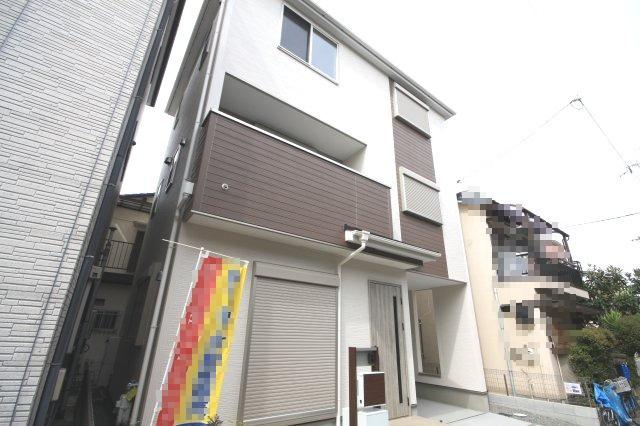 【外観】堺市西区鳳南町5丁 新築一戸建て