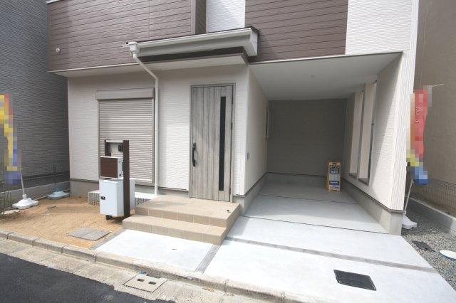 駐車場は1台可能です 閑静な住宅地です ぜひご見学ください