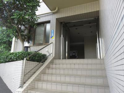 【エントランス】コスモ宮前平エクシード