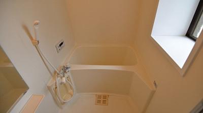 【浴室】グランブルー中山手
