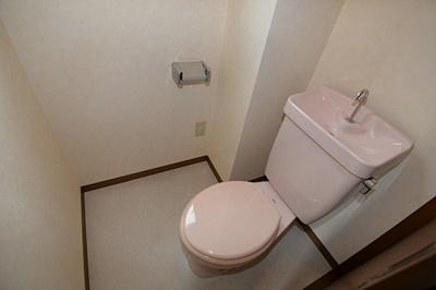 【トイレ】グランブルー中山手