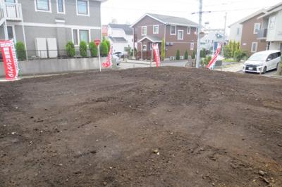 【展望】MLH湘南台3丁目/区画②:南道路 建築条件無し!