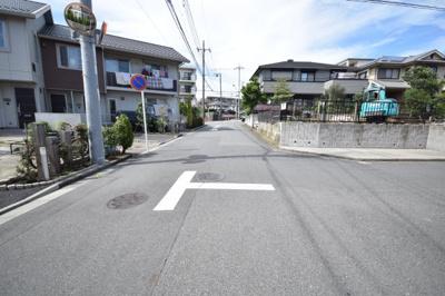 【周辺】MLH湘南台3丁目/区画②:南道路 建築条件無し!
