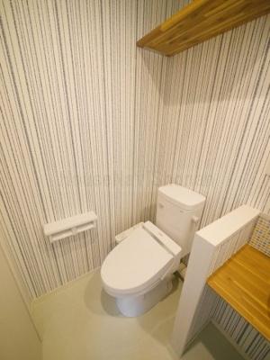 【トイレ】パインクレスト