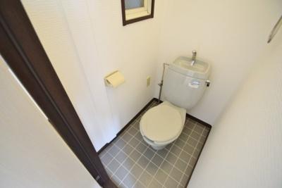 【トイレ】メロディハイツ