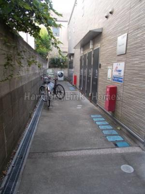 シグナルヒルの駐輪スペース☆