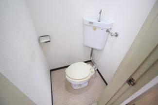 【トイレ】稗田ハイム